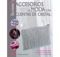 Accesorios de moda con cuentas de cristal