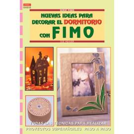 Nuevas ideas para decorar el dormitorio con Fimo