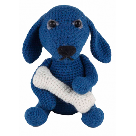 Amigurumi Kit Dog Fido