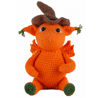Amigurumi Kit Dragon Jonas