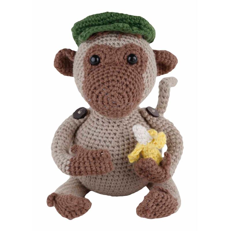 Cuddle Me Monkey amigurumi pattern - Amigurumi Today | 458x458