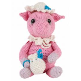 Amigurumi Kit Pig Hillary