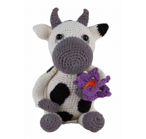 Amigurumi Kit Cow Dorte