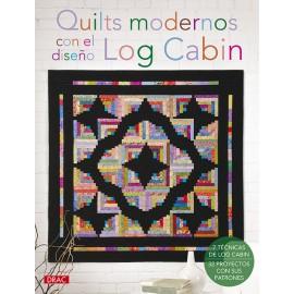 Quilts modernos con el...