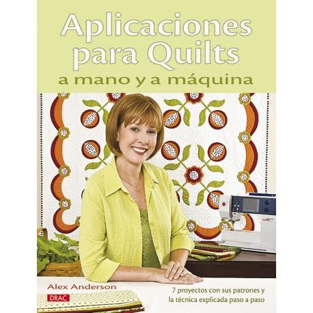 Aplicaciones para quilts a mano y a máquina