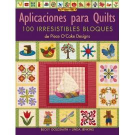 Aplicaciones para quilts....