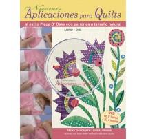 Nuevas aplicaciones para quilts. Libro + DVD
