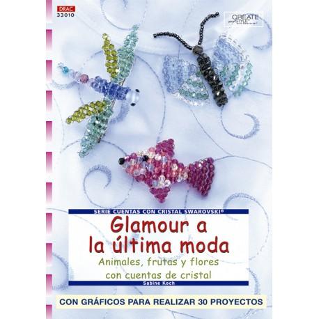 Glamour a la última moda. Animales, frutas y flores con cuentas de cristal