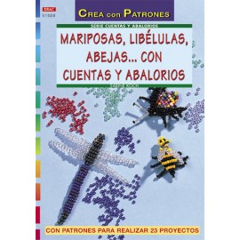 Mariposas, libélulas,...