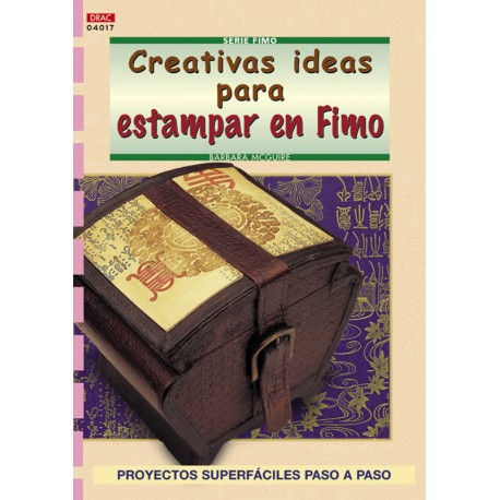 Creativas ideas para estampar en Fimo