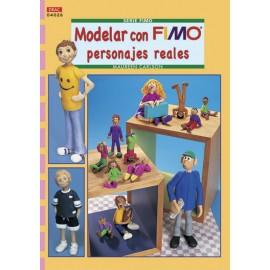 Modelar con Fimo personajes reales