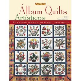 Álbum Quilts Artísticos