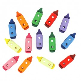 Sew Cute Crayons Buttons