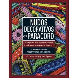 Nudos Decorativos con Paracord