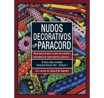 Nudos Decorativos con Paracord