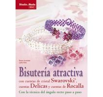 Bisutería Atractiva Con Cuentas de Cristal Swarovski, Cuentas Delicas y Cuentas De Rocalla