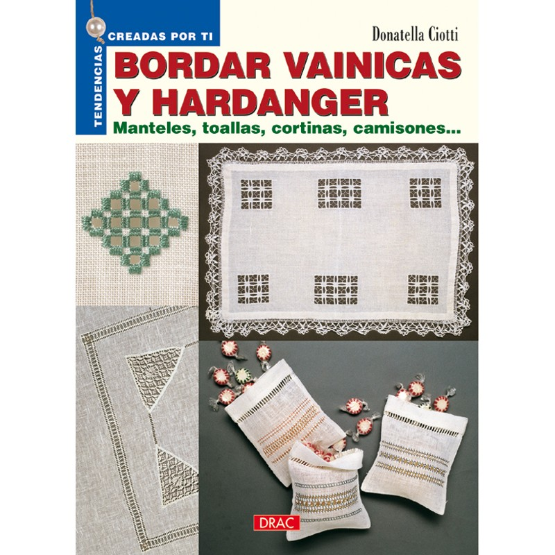Comprar Libros de Bordado en Español - Las Tijeras Mágicas