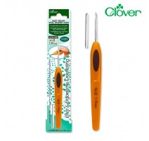Clover Soft Touch Steel Crochet Hooks