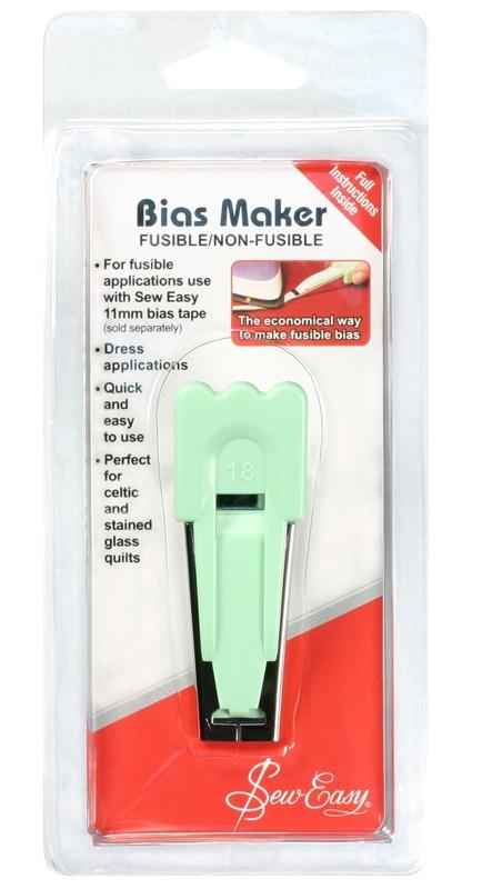Sew Easy ER518.18Fusible Bias Tape Maker18mm