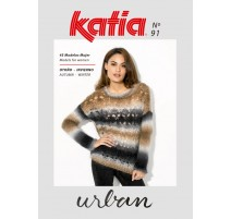 Katia Knitting Woman Magazine Nº 91 Urban