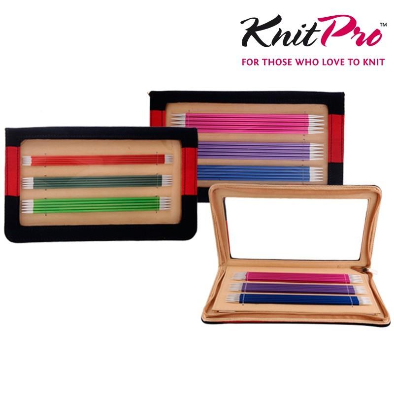 KnitPro Zing Doble Pointed Needle 20 cm Set