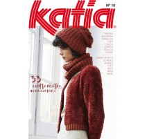 Katia Knitting Magazine Accessories Nº 10