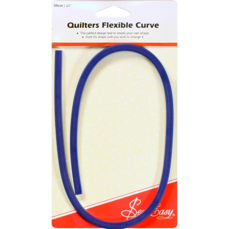 Regla flexible 50 cm Sew Easy