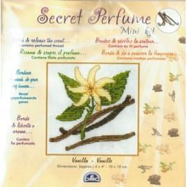 Kit Secret Perfume Vainilla