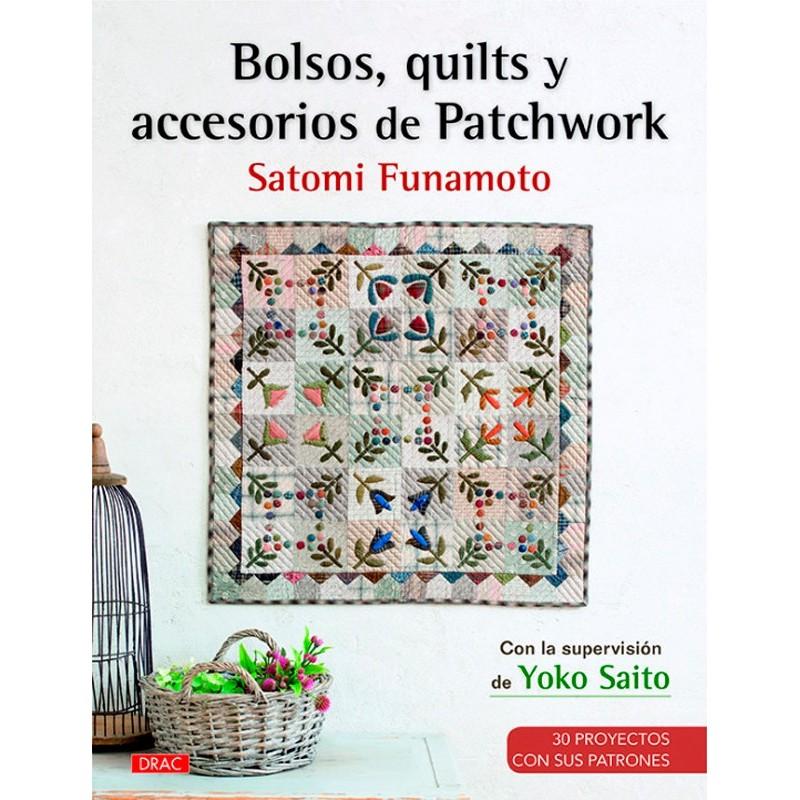 Bolsos, Quilts y Accesorios de Patchwork