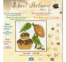 Kit Secret Perfume Chocolate
