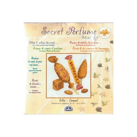 Kit Secret Perfume Caramelo