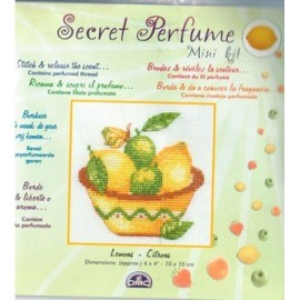 Kit Secret Perfume Limón
