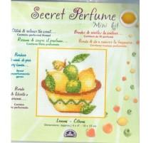 Kit Secret Perfume Limón