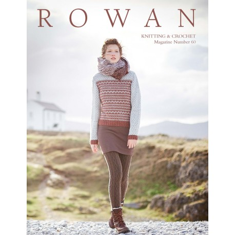 Rowan Nº 60 Knitting & Crochet