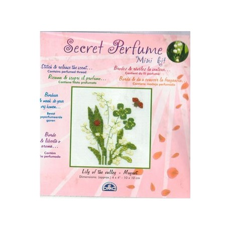 Kit Secret Perfume Lirios del valle
