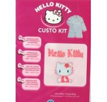 Custo Kit Hello Kitty - Linda gatita