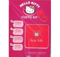 Custo Kit Hello Kitty - Love from Kitty