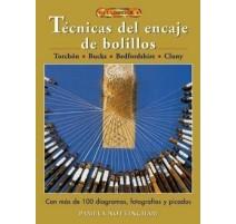 Técnicas del encaje de bolillos