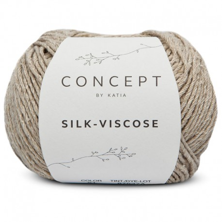 Katia Silk-Viscose