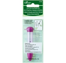 Clover Fine Darning Needles Kit