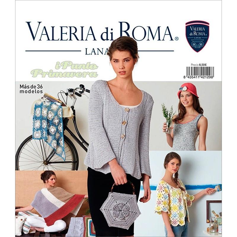 Revista Valeria Di Roma iPunto Primavera 2016