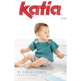Magazine Katia Baby Nº 80