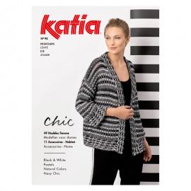 Magazine Katia Woman Nº 93 Chic