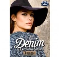 DMC Knitting Magazine Denim Natura Just Cotton Medium