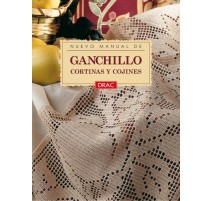 Nuevo manual de Ganchillo. Cortinas y cojines