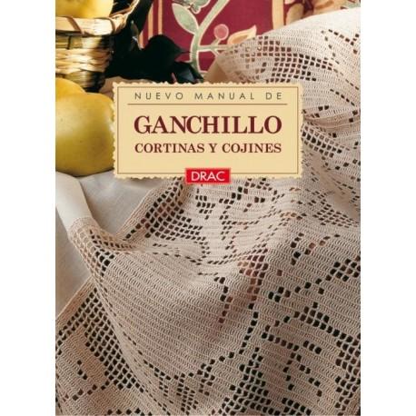 Nuevo manual de Ganchillo. Cortinas y cojines