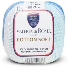 Valeria di Roma Cotton Soft...
