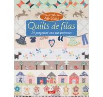 Quilts de Filas. 24 Proyectos con sus Patrones