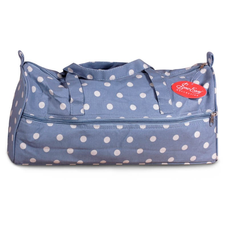 Sew Easy Polka Dots Knitting Bag Las Tijeras Mgicas