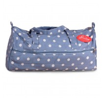 Sew Easy Polka Dots Knitting Bag